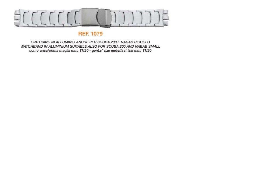 Cinturino Swatch 1079