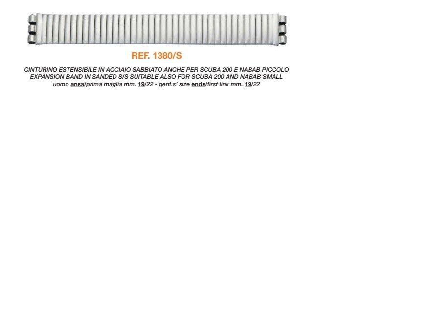 Cinturino Swatch 1380/S