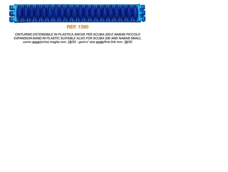 Cinturino Swatch 1390