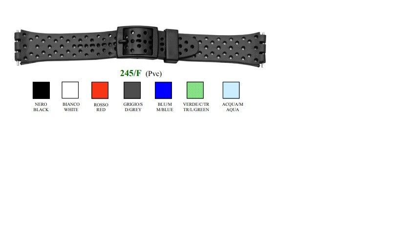 Cinturino Swatch 245/F