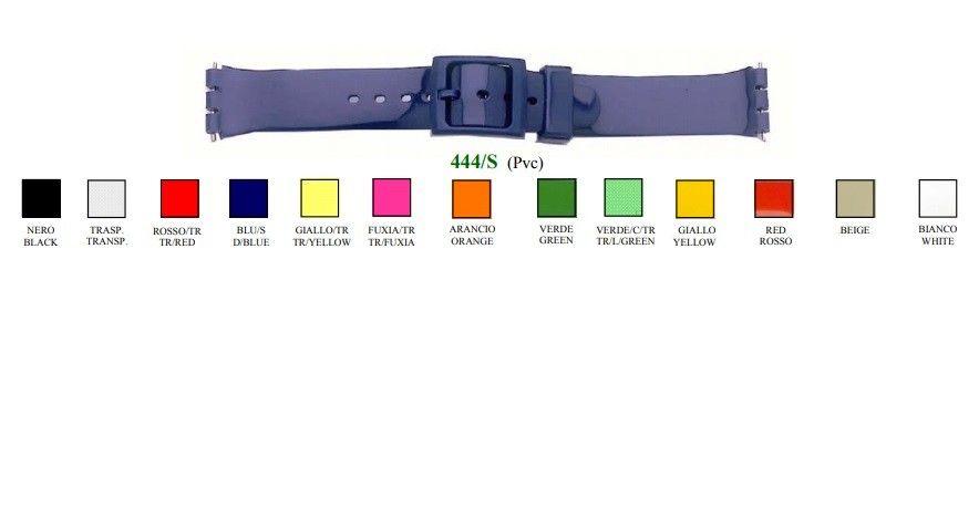 Cinturino Swatch 444/S