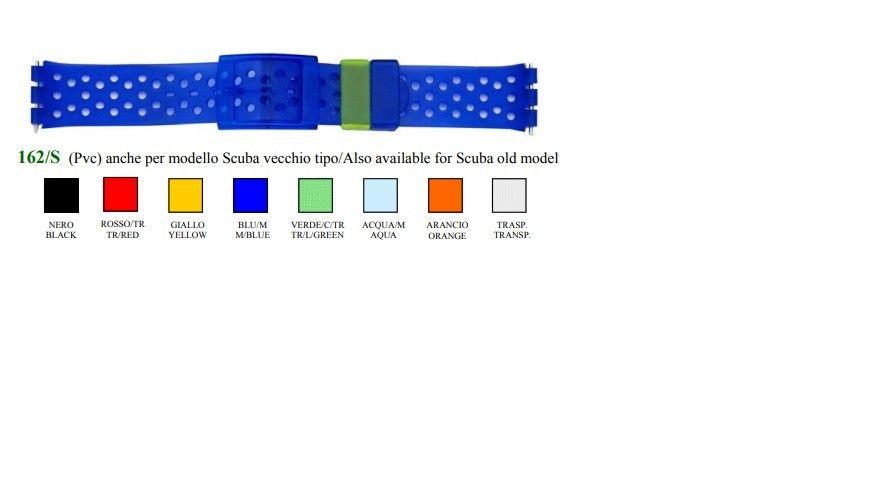 Cinturino Swatch 162/S