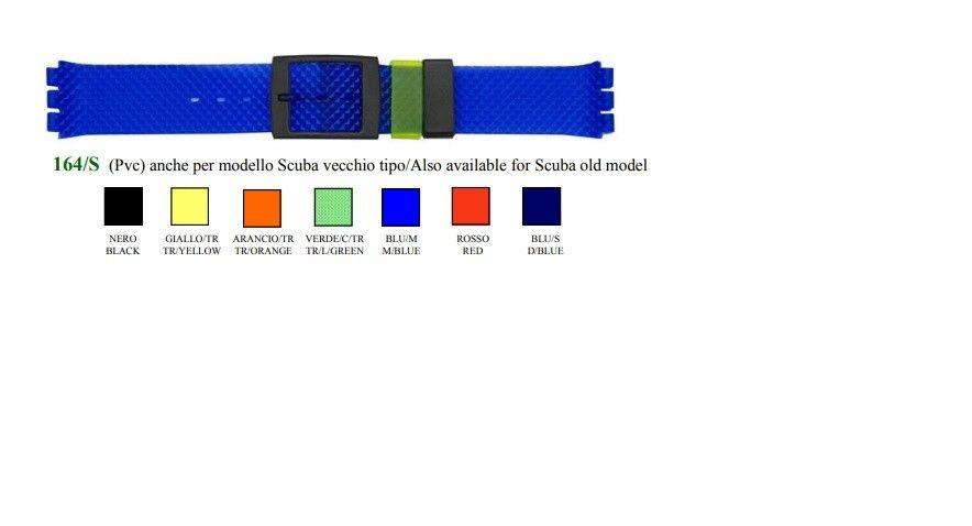 Cinturino Swatch 164/S