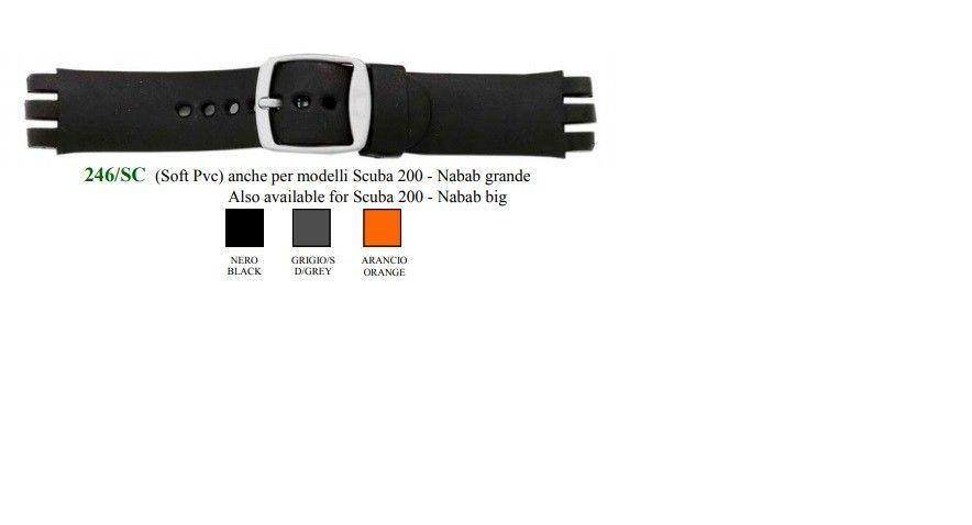 Cinturino Swatch 246/SC