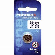 Pile Lithio 3 V Renata 1616