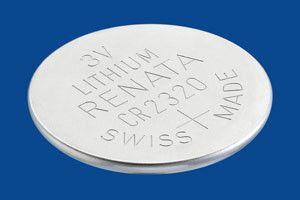 Pile Lithio 3 V Renata 2320