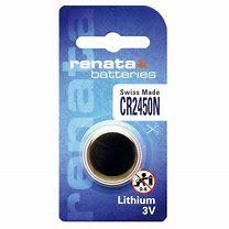 Pile Lithio 3 V Renata 2450