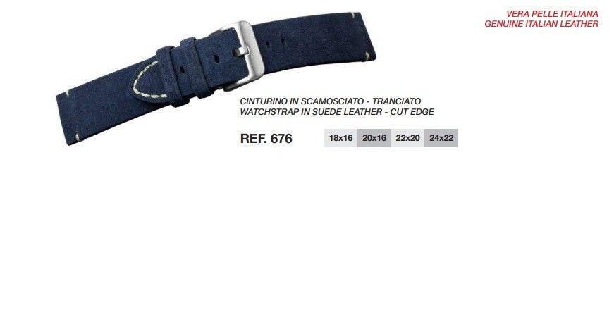 Cinturino Pelle 676