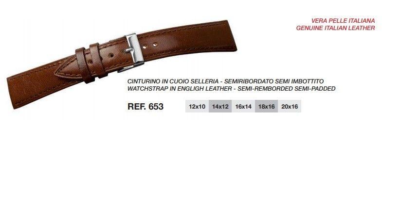 Cinturino Pelle 653