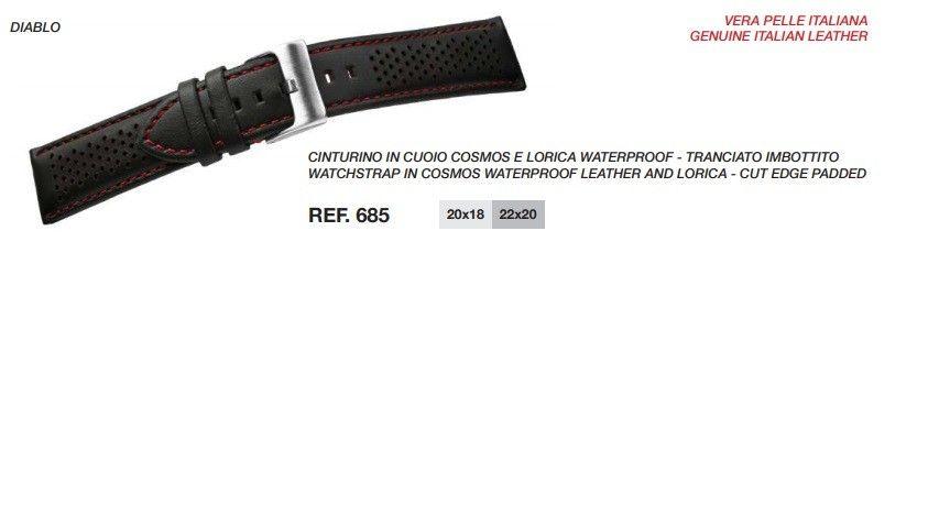 Cinturino Pelle 685