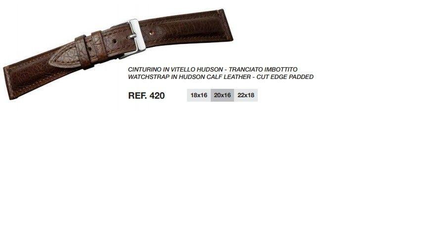 Cinturino Pelle 420