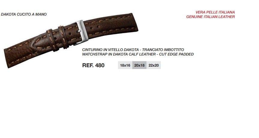 Cinturino Pelle 480