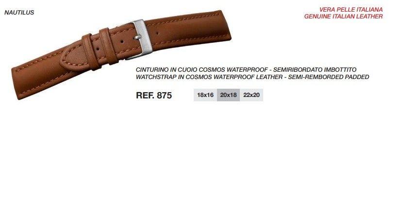 Cinturino Pelle 875