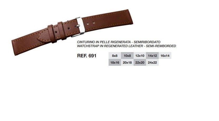 Cinturino Pelle 691
