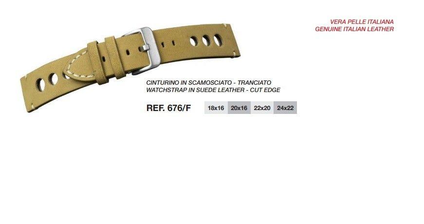Cinturino Pelle 676F