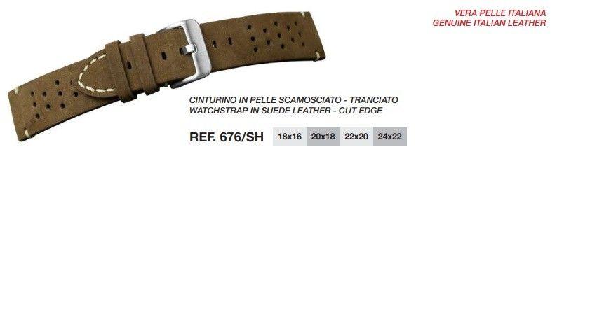 Cinturino Pelle 676SH