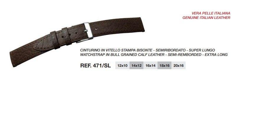 Cinturino Pelle 471SL