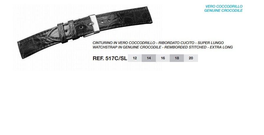 Cinturino Pelle 517C/SL
