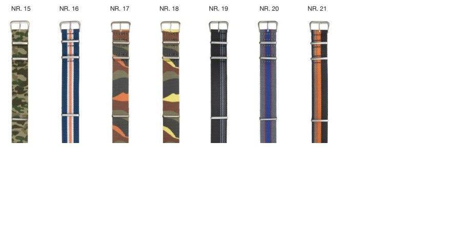 Cinturino Tessuto 530/F