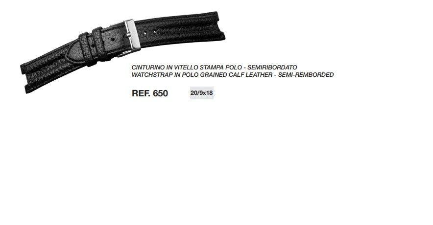 Cinturino Pelle 650