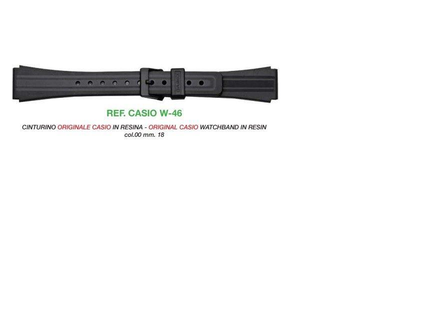 Cinturino Casio W-46