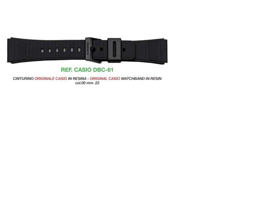 Cinturino Casio DBC-61