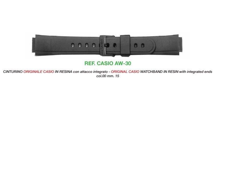 Cinturino Casio AW-30
