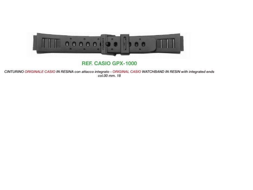 Cinturino Casio GPX-1000
