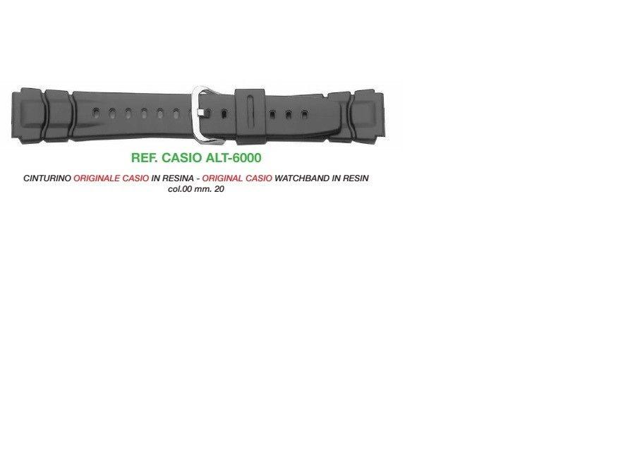 Cinturino Casio ALT-6000