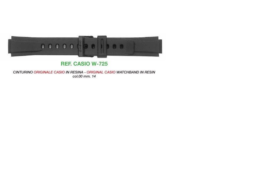 Cinturino Casio W-725