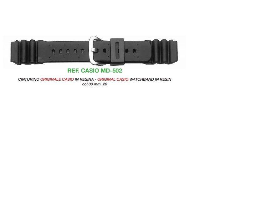 Cinturino Casio MD-502
