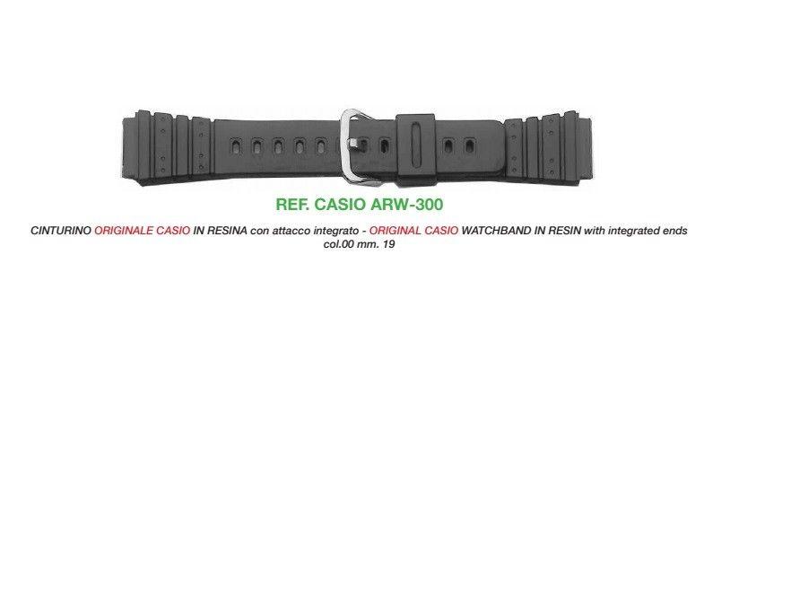 Cinturino Casio ARW-300