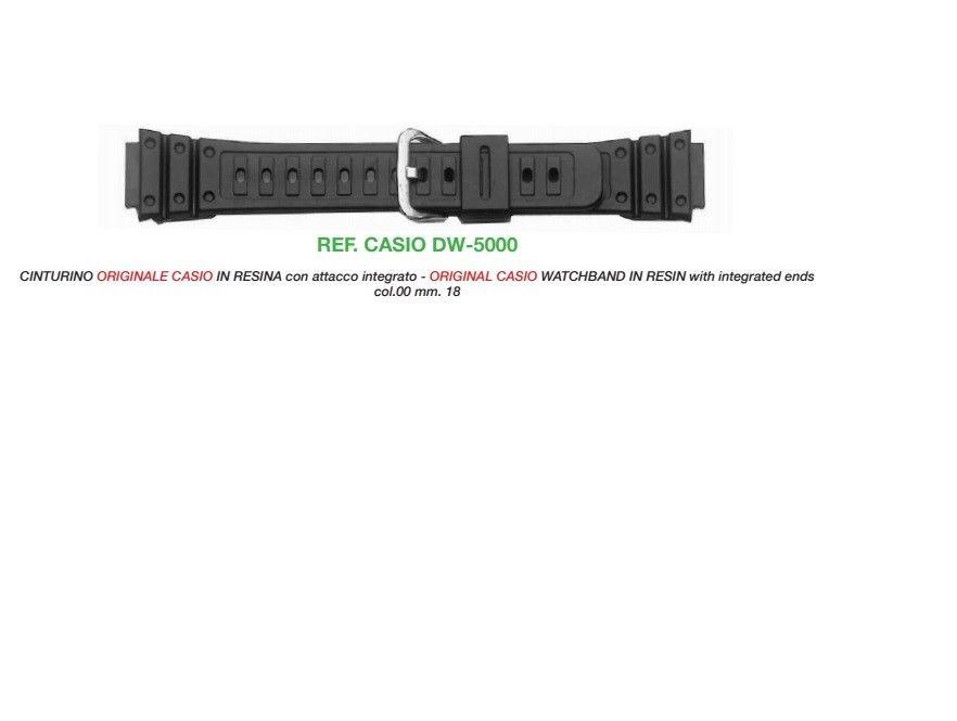 Cinturino Casio DW-5000