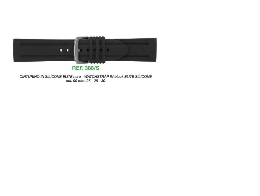 Cinturino Gomma 388/S