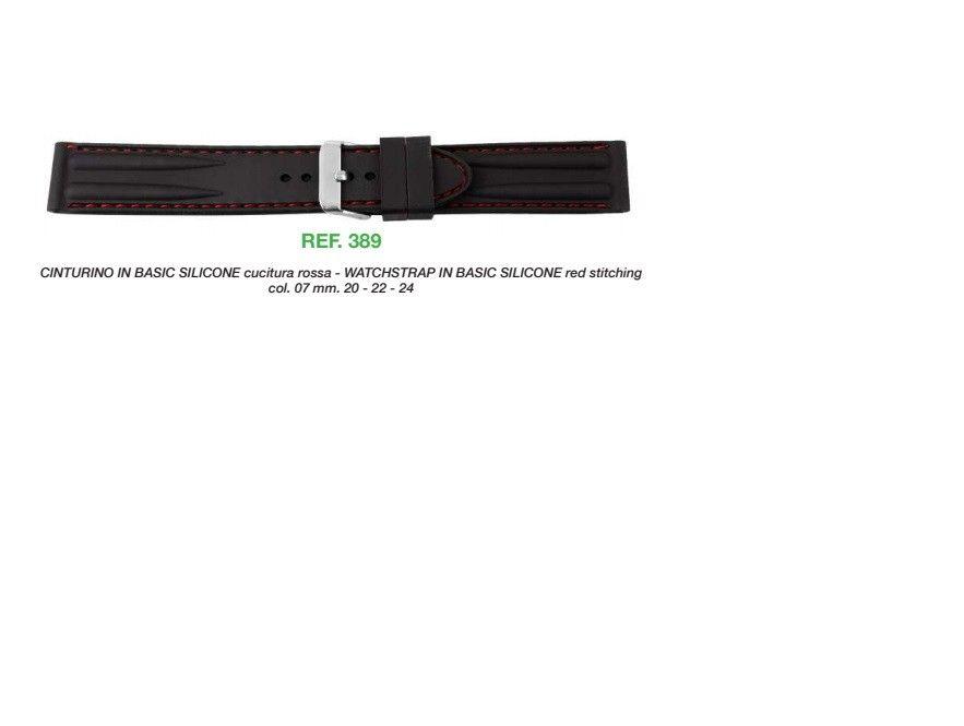 Cinturino Gomma 389
