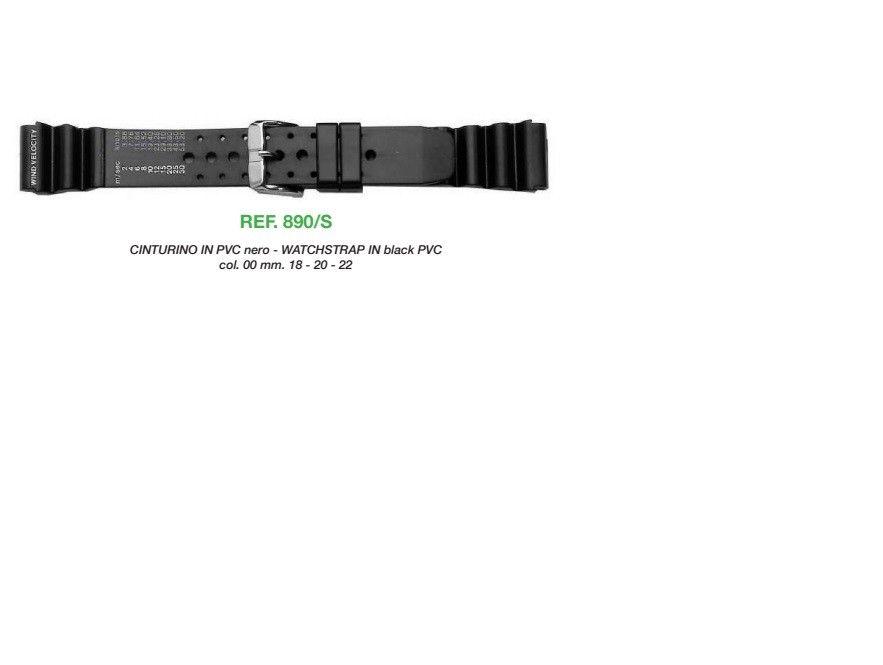 Cinturino Gomma 890/S
