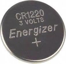 Pile Lithio 3 V Energizer 1220