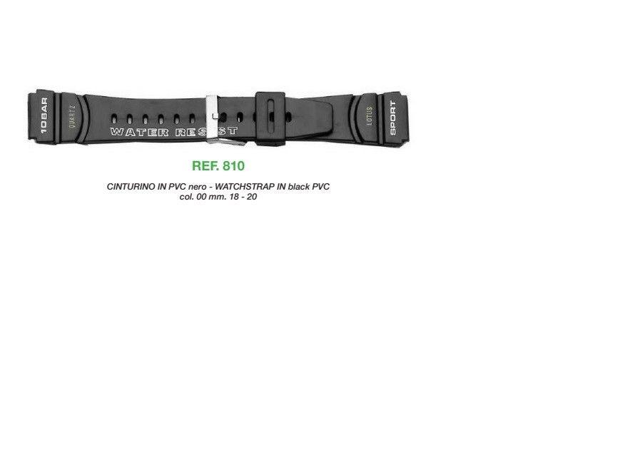 Cinturino Gomma 810