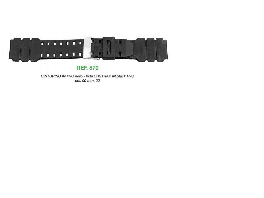 Cinturino Gomma 870