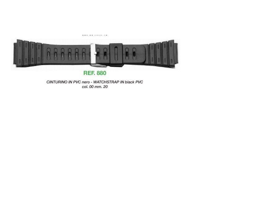 Cinturino Gomma 880