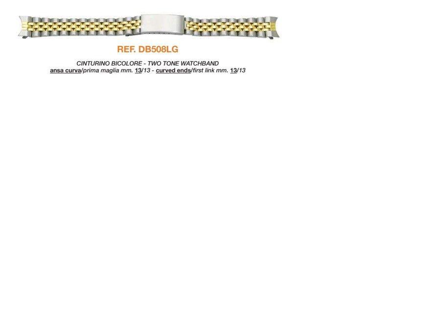 Cinturino Metallo DB508LG