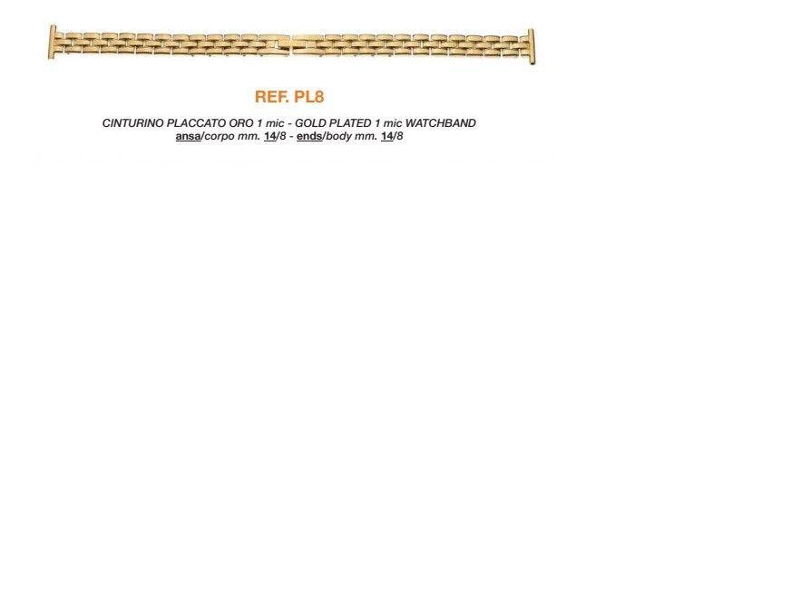 Cinturino Metallo PL8