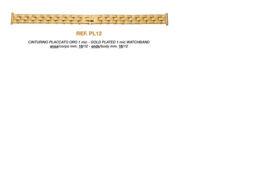 Cinturino Metallo PL12