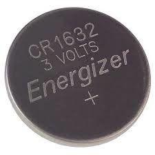 Pile Lithio 3 V Energizer 1632