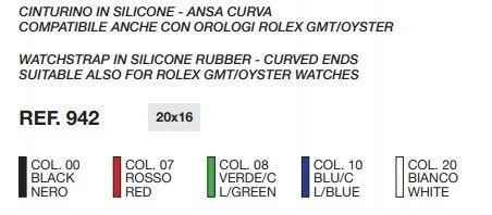 Cinturino Compatibile Rolex 942