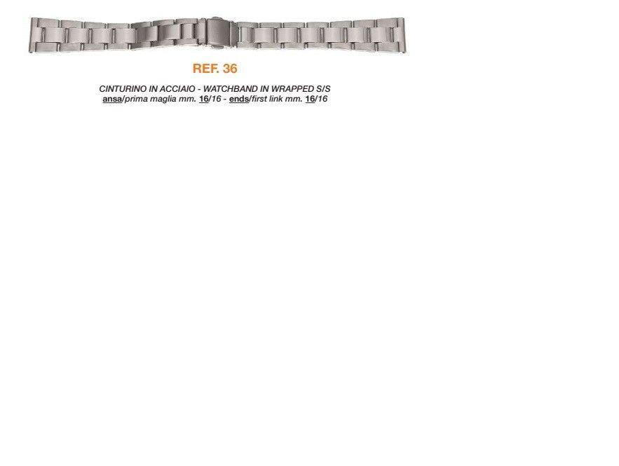 Cinturino Metallo 36