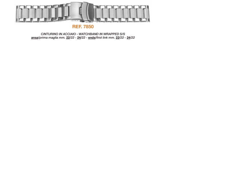 Cinturino Metallo 7850