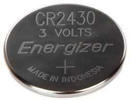 Pile Lithio 3 V Energizer 2430