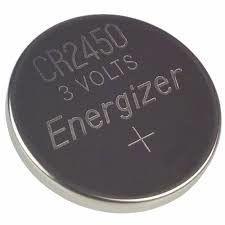 Pile Lithio 3 V Energizer 2450