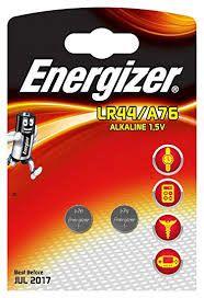 Pile Alkaline 1,5 V Energizer LR44